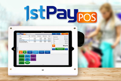GoEmerchant launches 1stPayPOS™  iPad POS System