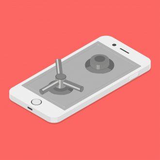 create a secure mobile app