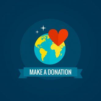 Non profit online donation
