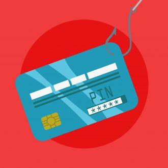credit card security phishing