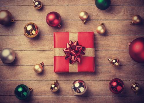 holiday christmas gift marketing sales