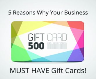 gift card program small business