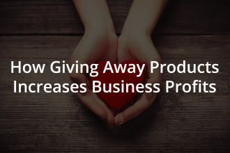 how-giving-away-products