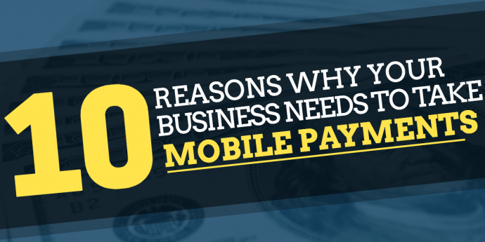 accept mobile payments at your business