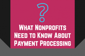 nonprofit payment processing faqs