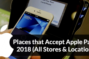 List of stores that accept Apple Pay in 2018