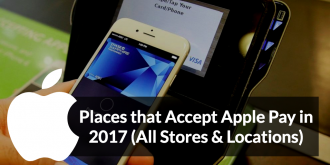 List of stores that accept Apple Pay