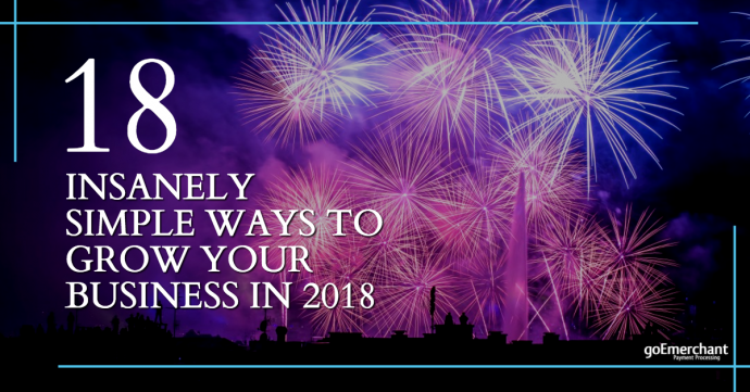 How to Grow Your Business in 2018