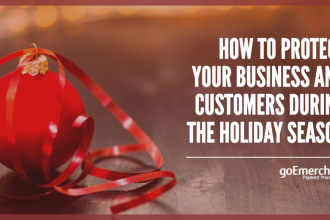 protect business and customers during holidays