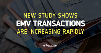 EMV transaction increase